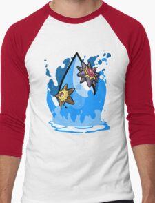 Gym Leader: Misty Men's Baseball ¾ T-Shirt