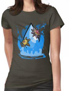 Gym Leader: Misty Womens Fitted T-Shirt