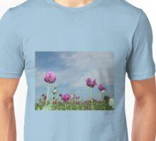 Field of poppies Unisex T-Shirt