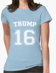 Trump 16 Team Womens Fitted T-Shirt