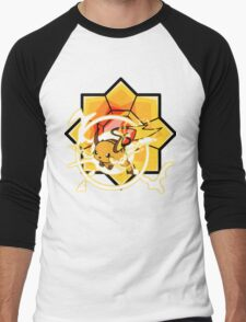 Gym Leader: Lt.Surge Men's Baseball ¾ T-Shirt