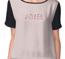 Ariel Chiffon Top