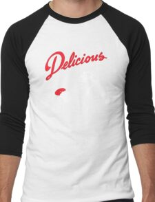 Delicious Vinyl Men's Baseball ¾ T-Shirt