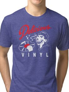Delicious Vinyl Tri-blend T-Shirt