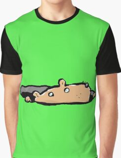 rising hamster Graphic T-Shirt