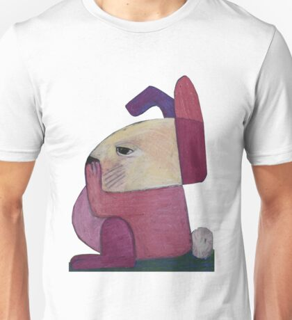 Bored Bunny Part II Unisex T-Shirt