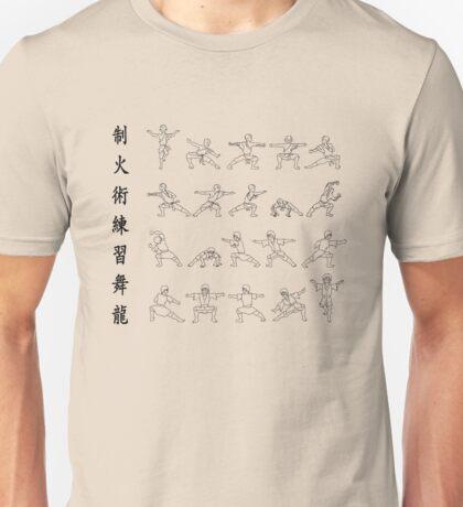 The Dancing Dragon Unisex T-Shirt