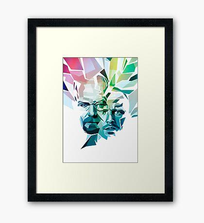 Blue Sky Thinking Framed Print