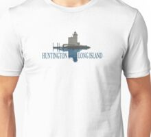 Huntington - Long Island New York. Unisex T-Shirt