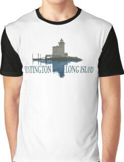 Huntington - Long Island New York. Graphic T-Shirt