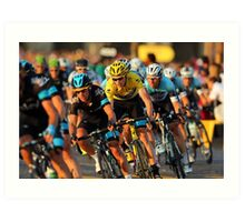 Tour de France 2013 Art Print