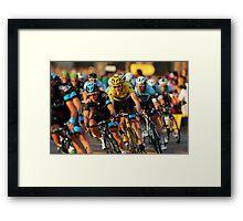 Tour de France 2013 Framed Print