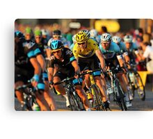 Tour de France 2013 Canvas Print