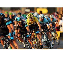 Tour de France 2013 Photographic Print