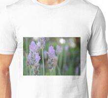 Lavender flower Unisex T-Shirt