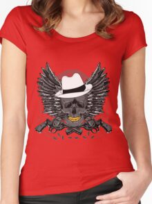 Sheriff  Women's Fitted Scoop T-Shirt