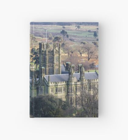 Gothic Towers Hardcover Journal