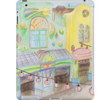 Spirited Away Background Design iPad Case/Skin