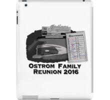 Ostrom Family Reunion iPad Case/Skin
