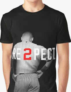 Derek Jeter 2 Graphic T-Shirt