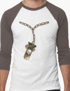 Goth Pendant Men's Baseball ¾ T-Shirt