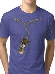 Goth Pendant Tri-blend T-Shirt