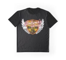 Blodwen's Garage - Custom Rides Graphic T-Shirt