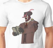 Spy Team Fortress 2  Unisex T-Shirt