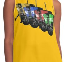 Robot Army Contrast Tank