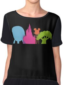 The Four Icons Chiffon Top