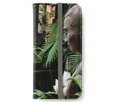 Peaceful in Nature iPhone Wallet/Case/Skin