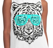Cool Cat Contrast Tank