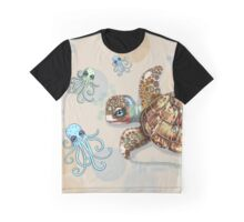 Sea Turtle Graphic T-Shirt