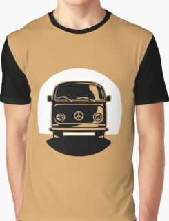 BulliRider - Bus 2 (only) Graphic T-Shirt