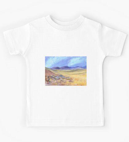 A landscape Kids Tee