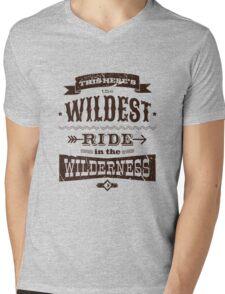 Big Thunder Mountain - Wildest Ride Mens V-Neck T-Shirt