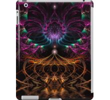 Psychedelic Fractal Circus iPad Case/Skin