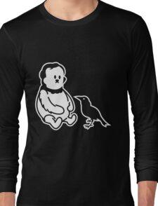Winnie the Poe - Poe, der Bär Long Sleeve T-Shirt