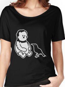 Winnie the Poe - Poe, der Bär Women's Relaxed Fit T-Shirt