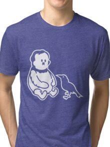 Winnie the Poe - Poe, der Bär Tri-blend T-Shirt