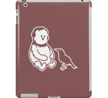 Winnie the Poe - Poe, der Bär iPad Case/Skin