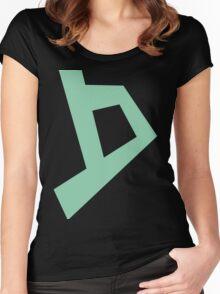 Yuma Tsukumo Duel shirt Women's Fitted Scoop T-Shirt