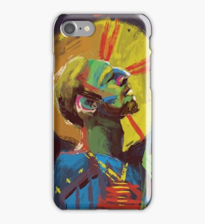 Chris iPhone Case/Skin