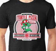 Turtle Pizza Unisex T-Shirt