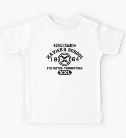 X-MEN XAVIER´S SCHOOL Kids Tee