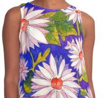 Giant Daisies Contrast Tank