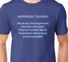 ITV Strike! Unisex T-Shirt