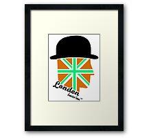 London Gentleman by Francisco Evans ™ Framed Print