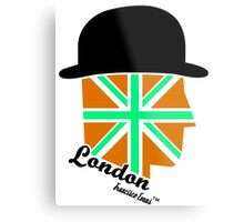London Gentleman by Francisco Evans ™ Metal Print