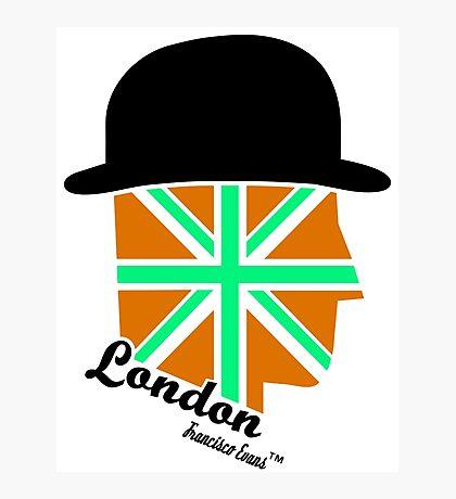 London Gentleman by Francisco Evans ™ Photographic Print